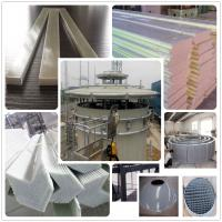 FRP electric insulation rain cover for electric reactor