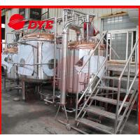 Buy 10BBL Industrial Beer Brewing Equipment For Bar , Craft Distillery Equipment at wholesale prices