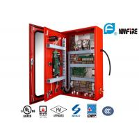 Quality Fire Fighting Electric Fire Pump Controller NFPA20 Standard For Schools / Supermarkets for sale