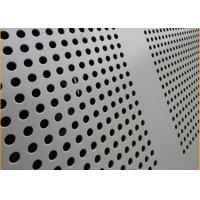Quality Standard Round Holes Stainless Steel Square Perforated Sheet Metal CE,TUV Certificate for sale