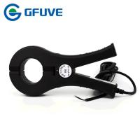 Buy cheap Grey Color Split Core Current Transformer Clamp 40 - 400hz With 600a / 5a Ratio from wholesalers