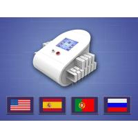 Quality 200mw Dual Wave Length Laser Liposuction Machines, 208 Mitsubishi Diodes Lipolaser for sale