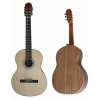 Quality Customized Polished Zebra Concert Classical Guitar Medium Level CG3924 for sale