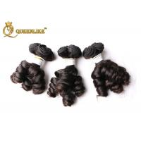 Quality Bleachable And Dyable Full Cuticle Remy Fumi Hair Extensions No Chemical Process 16 inch for sale