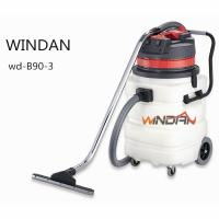 Buy cheap Plastic Tank Erosion Proof Dry And Wet Vacuum Cleaner With 440mm Barrel Housing Diameter from wholesalers