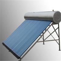 Quality Stainless Steel Compact Pressurized solar water heater for sale