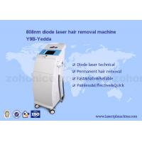 Quality 3 In 1 Diode Laser Hair Removal Machine 755nm / 808nm / 1064nm 1-10 Hz for sale