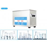 Quality Stainless Steel Laboratory Ultrasonic Cleaner For Lab Wear Cleaning And Extraction for sale