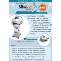 Buy Portable RF Cavitation Slimming Machine For Fast Painless Weight Loss And Body at wholesale prices