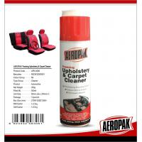 Quality Automotive All Purpose Foam Cleaner For Carpet Mats / Fabric Seat Covers for sale