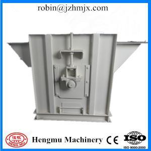 China Large capacity one year guarantee grain bucket elevator on sale