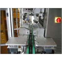 China Automatic label applicator machines for plastic bottle, glass bottle and PVC, PET, PS, tin on sale