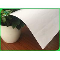 Quality Two Side White Bond Paper Uncoated Woodfree Offset Printing Paper In 53gsm - 80gsm for sale