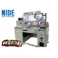 Buy Generator Motor Coil Winder Machine / Air Coil Winding Machine With Middle Size at wholesale prices