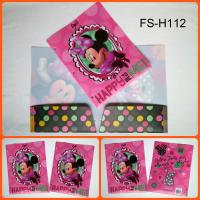Quality Hello Kitty Printing A4 size PP File Folder for sale