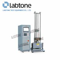 Buy cheap UN38.3 and IEC62281 Standard Shock Test System for Batteris and Phone cells from wholesalers