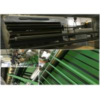 Quality Prevent Curling Automatic Paper Reel Cutting Machine / Paper Roll Slitting Machine for sale