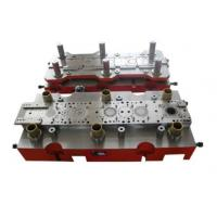 Quality High Accuracy Progressive Stamping Die Zic Plating Metal Sheet Production for sale