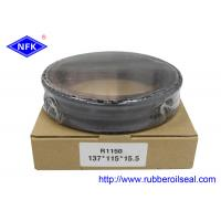 Quality Floating Ring Mechanical Oil Seal High Tensile Strength For Bulldozer D6 Parts for sale