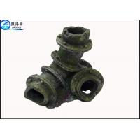 Buy Ruined Three-way Drainpipe Cool Fish Tank Decorations / Commercial Fish Tank Accessories at wholesale prices
