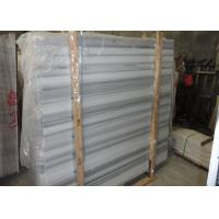 Quality White And Grey Marble Stone Slab Marble Wall Panels For Showers Huge Size for sale