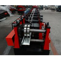 China CE Automatic Purlin Roll Former Pre - Cutter Adjusted C Purlin Machine on sale
