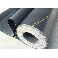 Quality Epdm Rubber Roofing Foundation Waterproofing Membrane 1.2 Mm / 1.5 Mm / 2.0 Mm Thick for sale