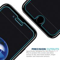 Quality OEM/ODM Smartphone Glass Screen Protector Round / Curved Edge / Flat Cutting for sale