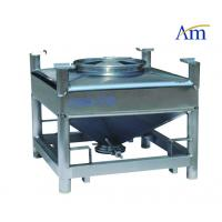 Outside Satin Finish Pharmaceutical Mixing Tank , Stainless Steel Blending Tanks