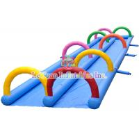 China Multifunctional Inflatable Slip N Slide , Water Blow Up Slides For Rent on sale