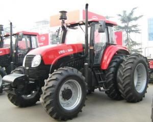 Quality YTO X1604 4x4 160HP Agriculture Farm Tractor With Flexible Steering for sale
