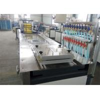 Buy cheap Construction Template PVC WPC Foam Board Machine High Efficient from wholesalers