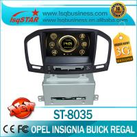 Quality 3G Automobile DVD Players Built-In Bluetooth With Radio RDS for sale