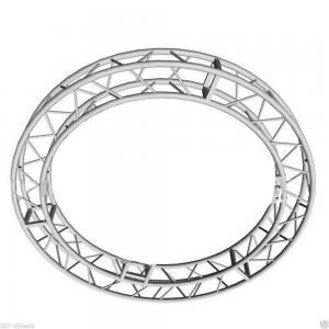 Buy Aluminum Circle Spigot Truss , Square Circular Truss For Display Decorate at wholesale prices