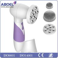 Quality Personal Rotating Facial Cleansing Brush IPX7 Water - Proof High Frequency for sale
