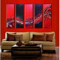 Quality art painting abstract tree wall art picture 60x60cm for sale