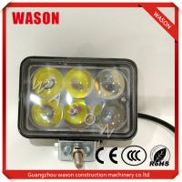 China Metal Excavator Spare Parts Working Lamp Assy / Lamp Of Digger Spare Parts on sale