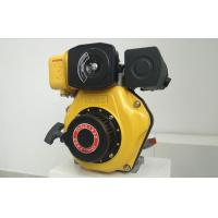 Quality 8kw 3000rpm Single Cylinder Diesel Engine For Agricultural Machines / Marine Boats for sale