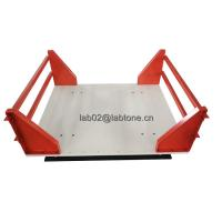 Buy cheap 2-5Hz Adjustable Frequency Mechanical Shaker Table 25.4mm Fixed Displacement from wholesalers