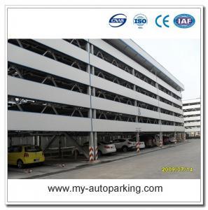 China 2,3,4,5,6,7,8,9 Floors Lift-Sliding Puzzle Automatic Car Park/ Automatic Car Lift Parking/ Automated Vertical Car Park on sale