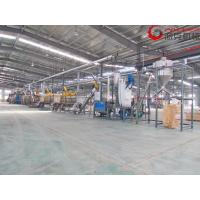 Oil PET Bottle Washing Recycling Line With High Speed Dewatering System for sale