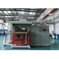 Buy cheap 550 Ton Horizontal Rubber Injcetion Molding Machine For Silicone Electric Cable Connector from wholesalers