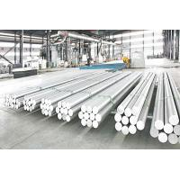 Quality Corrosion Resistance Aluminium Extrusion Bar , Aluminium Round Bar High Strength for sale