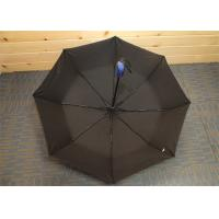 "Quality 21""× 8K Pongee Canopy Promotional Products Umbrellas Corporate Gift Wind Resistant for sale"