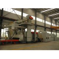 Quality Grey Color Automatic Sandblasting Machine With Abrasive Belt High Speed Q698 ISO9001 for sale