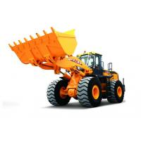 China Front end shovel Wheel loaders , XCMG earth mover vehicles LW1100KN on sale