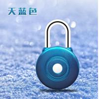 Buy cheap Logistic Moss Code Real Time GPS Padlock GPS Car Tracker Smart Padlock 93*54*31mm from wholesalers