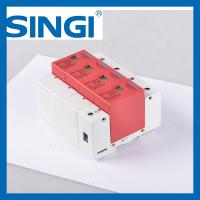 Buy 1P , 2P , 3P , 4P Poles Electrical Surge Protector Device for Home , industrial at wholesale prices