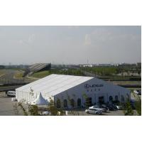 Quality 25mx30m Fabric Structure Exhibition Aluminium Frame Tents For Car Show for sale