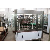 Quality Soda Water Beverage Can Filling Machine With Water Purify System for sale